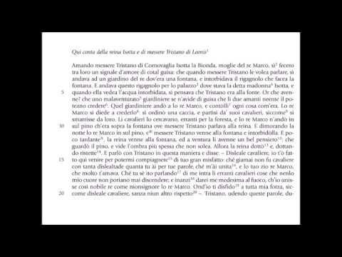 """Relazione sul libro """"Tristano"""" di Goffredo di Strasburgo – di Morena Scaglia"""