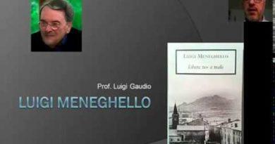 Libera nos a Malo di Luigi Meneghello