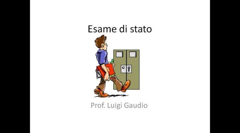 Prima prova scritta di Italiano suppletiva 2016