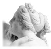 """Antonio Canova - """"Le Grazie"""" (particolare)"""
