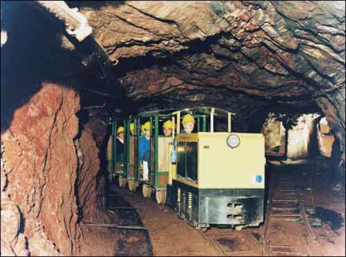 miniera di carbone