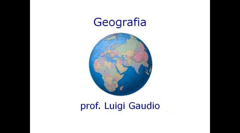 Statistiche di Geografia