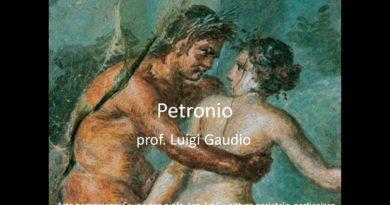 Commento ad alcuni brani di Seneca e Petronio
