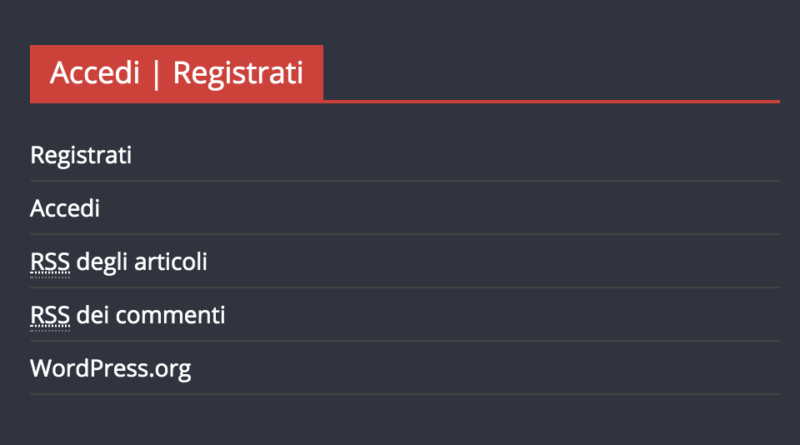 accedi-registrati