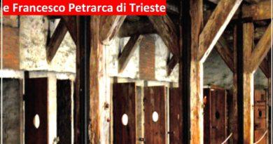 locandina Trieste - Milano - unite nella Memoria - Risiera di Sana Sabba 3 aprile 2019
