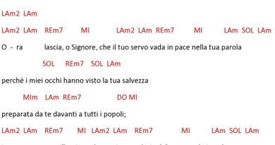 Cantico di Simeone
