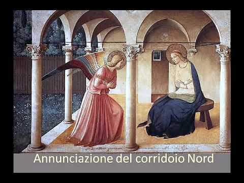 Affreschi Beato Angelico Convento San Marco Firenze