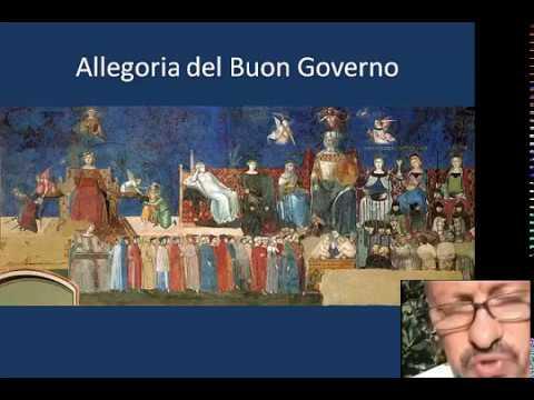 Allegoria del Buon Governo di Ambrogio Lorenzetti