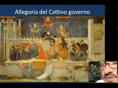 Allegoria ed Effetti del Cattivo Governo