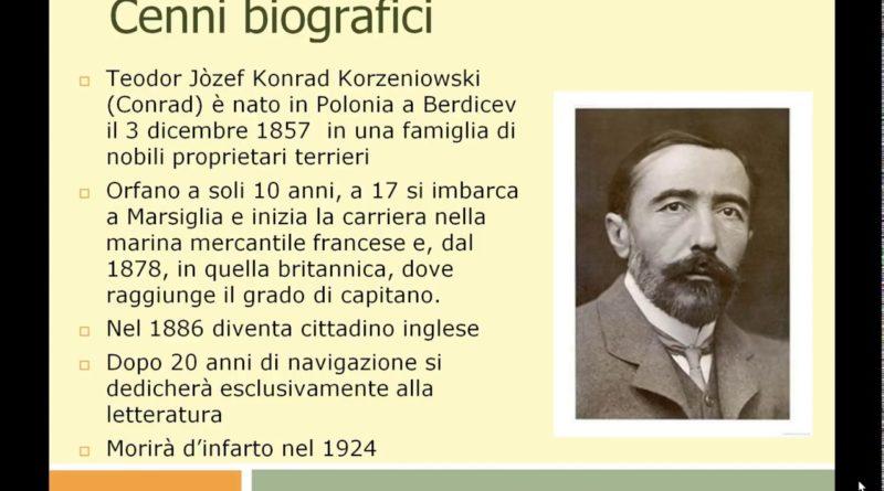 Cuore di tenebra di Joseph Conrad