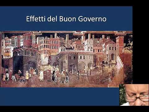 Effetti del Buon Governo di Ambrogio Lorenzetti