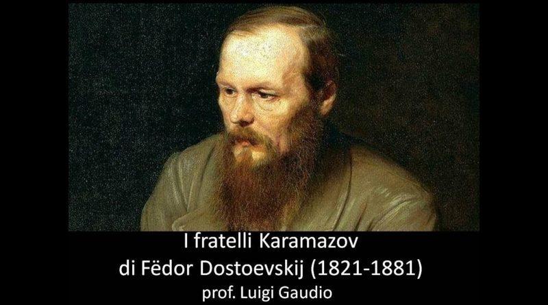 I fratelli Karamazov di Fëdor Dostoevskij