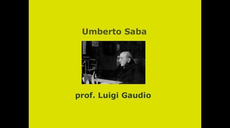 Il borgo di Umberto Saba