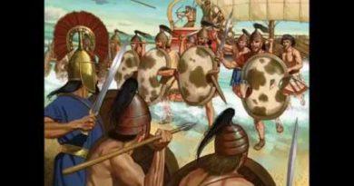 L'attacco alle navi degli Achei, Libro XV dell' Iliade, vv. 603-695