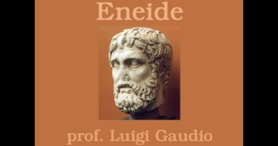 L'incendio delle navi troiane, Eneide, V, vv. 654-683