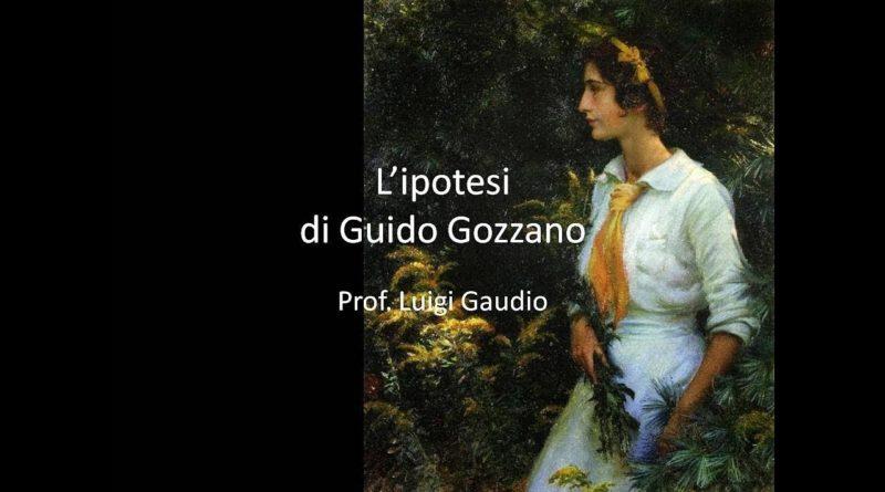 L'ipotesi di Guido Gozzano