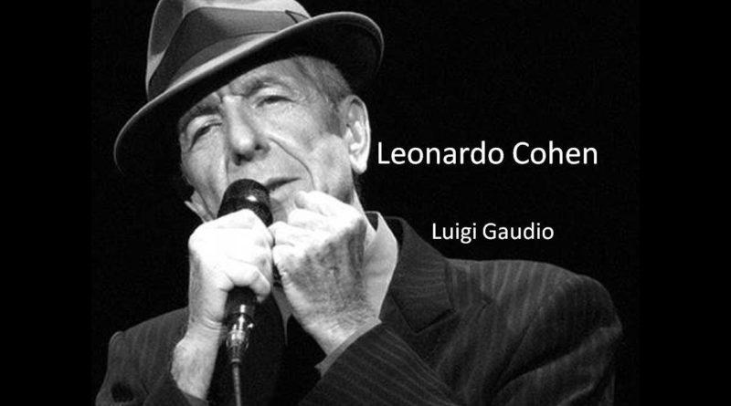 Hallelujah cover Leonardo Cohen