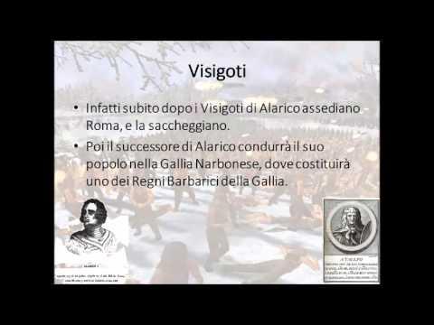 Da Onorio a Romolo Augustolo