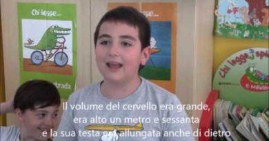 4. Neanderthal nella classe 3B Scuola Primaria San Gimignano
