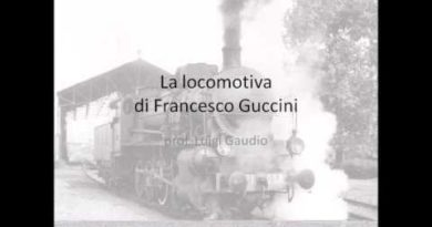 La locomotiva di Francesco Guccini