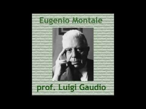 Spesso il male di vivere di Eugenio Montale