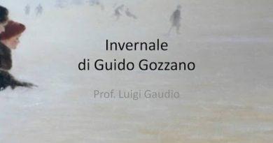 Invernale di Guido Gozzano