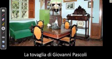 La tovaglia di Giovanni Pascoli