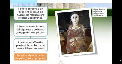 I Fenici signori del mediterraneo e inventori dell'alfabeto