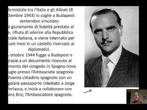 La banalita' del bene di Enrico Deaglio storia di Giorgio Perlasca