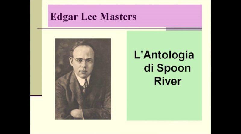 L' Antologia di Spoon RIver di Edgar Lee Masters