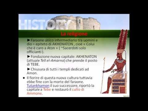 Storia e culto dei morti degli Egizi