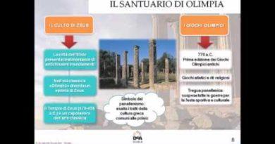La tradizione dei Greci: oracoli giochi culti misterici e filosofia