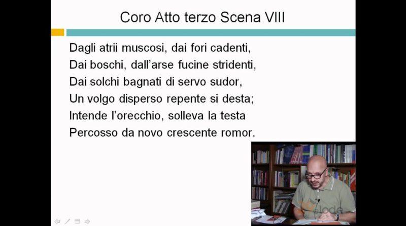Adelchi – Alessandro Manzoni – Ripetizioni di letteratura dell'800