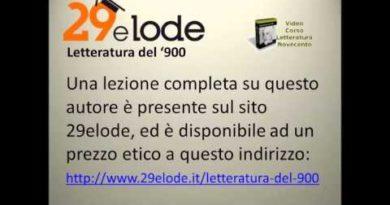 Introduzione alla lettura de Il fu Mattia Pascal di Luigi Pirandello