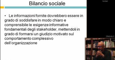 Bilancio sociale – Videocorso Dirigenza Scolastica – 29elode.it