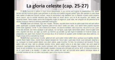 Somnium Scipionis. Capitolo 26 del libro VI del De re publica