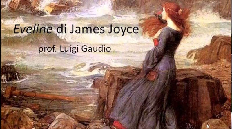 Eveline di James Joyce