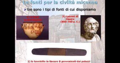 Micenei e Medioevo ellenico
