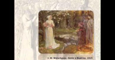 Terzo capitolo de La vita nova di Dante Alighieri. A ciascun'alma presa e gentil core