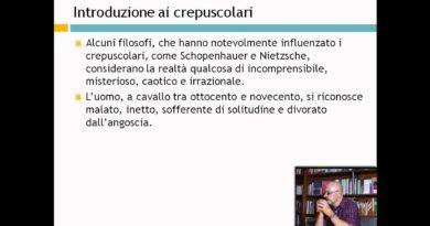 I crepuscolari – Guido Gozzano – Lezioni di letteratura 29elode