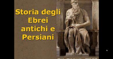 Storia degli Ebrei antichi e dei Persiani