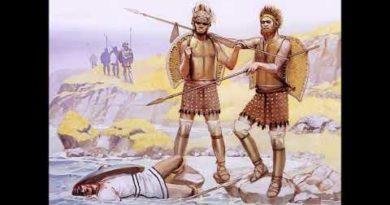Riassunto delle gesta di Diomede nel quinto libro dell'Iliade