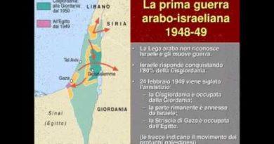 Questione arabo-israeliana