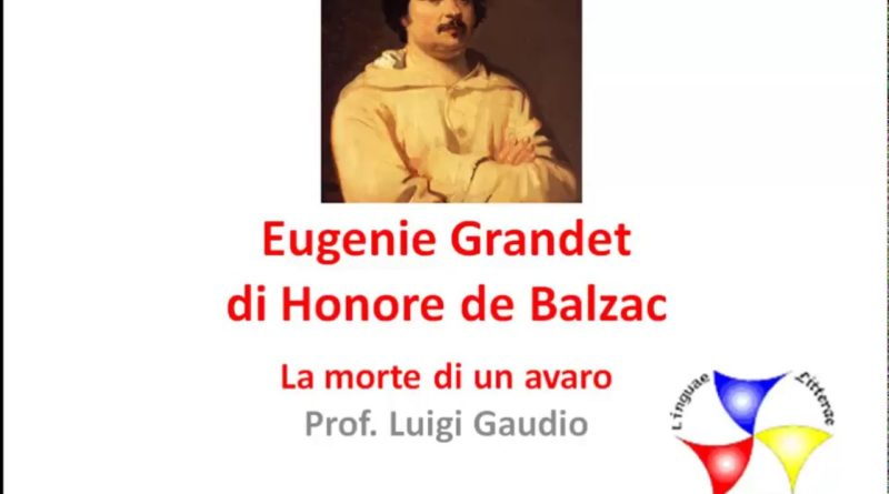 Eugenie Grandet di Honore de Balzac