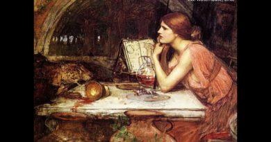 La magia di Circe Odissea X vv. 203-243