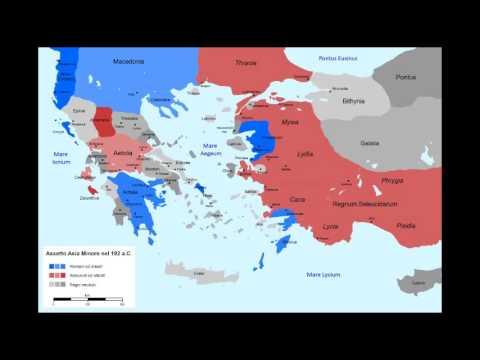 L'egemonia nel Mediterraneo: verso la conquista del Mediterraneo orientale