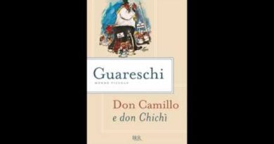 Don Camillo e Don Chichi' di Guareschi