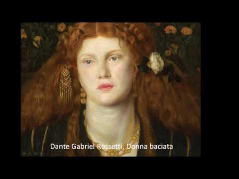 Climene da Poema paradisiaco di Gabriele D'Annunzio