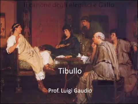 Albio Tibullo
