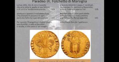 Canto IX del Paradiso vv. 115-141